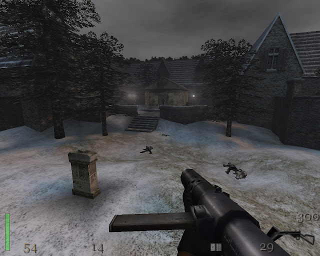 Return to castle wolfenstein download full game highly for Castle wolfenstein