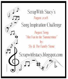 AUGUST 2018 Scrappy Friends Bonus Challenge