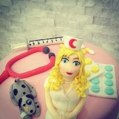 hemşire pastası