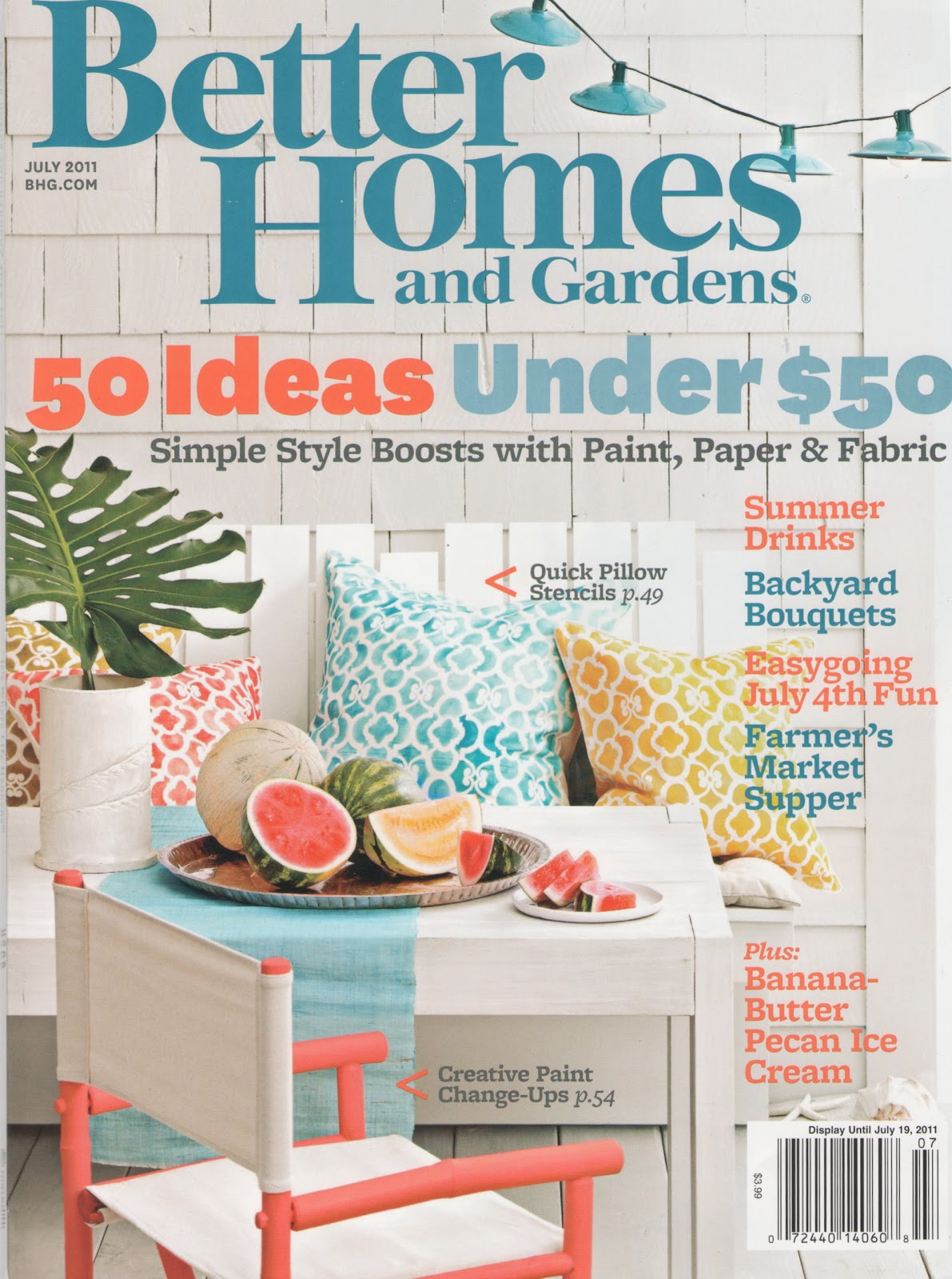 Blog lauren liess 7 better homes and gardens