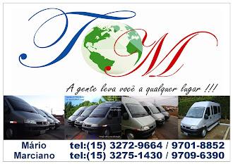 TransMar   Locadora de Vans  Rua. Benedito Soares Hungria, 719  Vila Regina - Itapetininga - SP  Ce