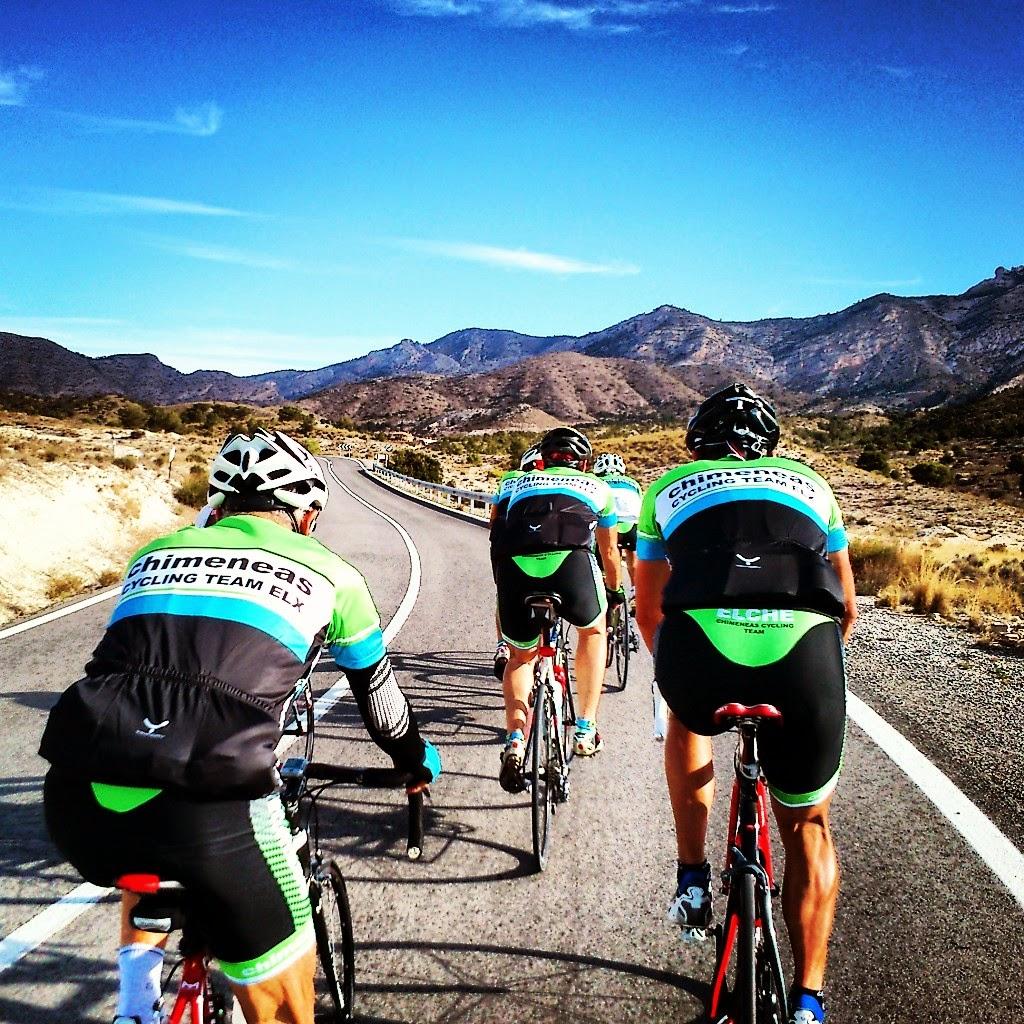 Club ciclista chimeneas elche mayo 2014 - Chimeneas elche ...