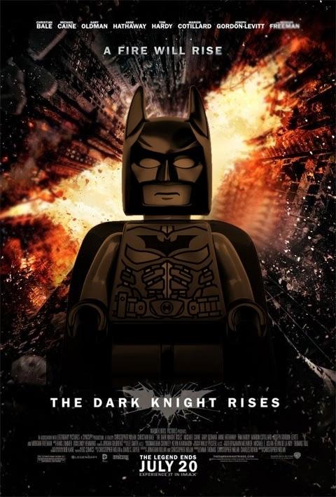 Lego - The Dark Knigth Rises
