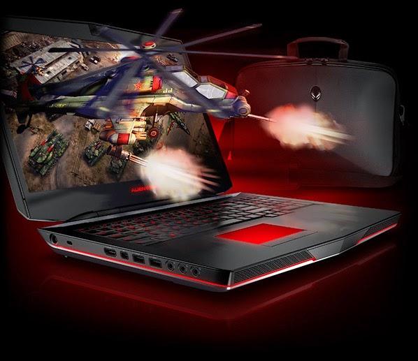 Laptop Gaming Paling Mumpuni tahun 2015