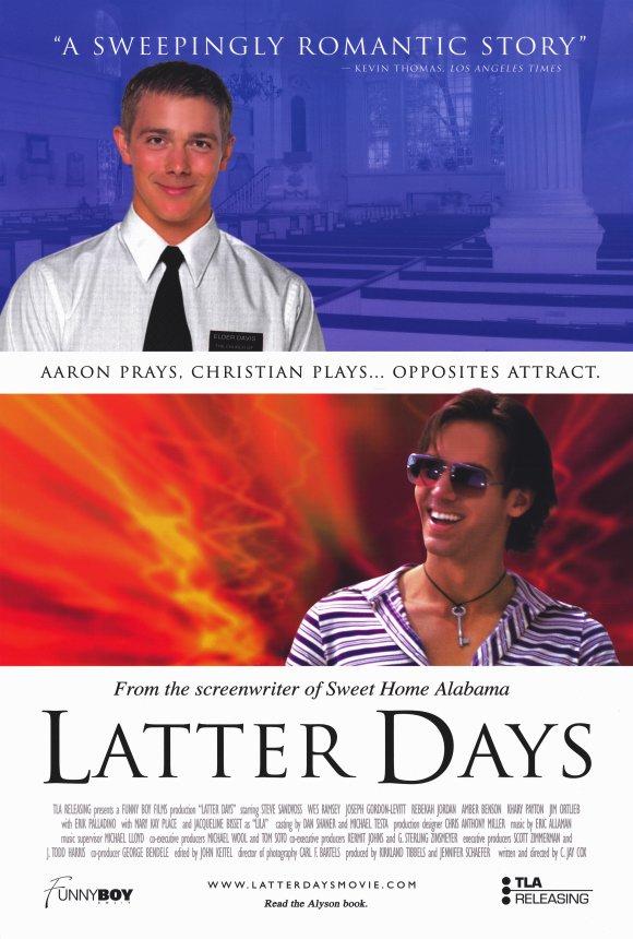 Latter Days (18+) 2003 - Latter Days 2003