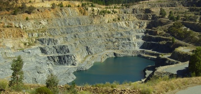 Restauración de minas