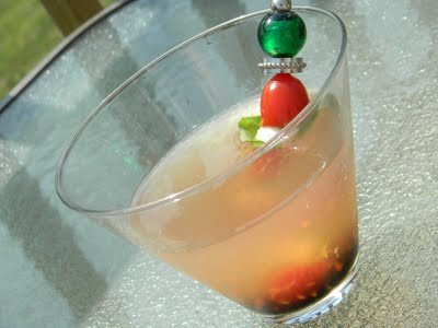 Caprese Margarita Recipes — Dishmaps