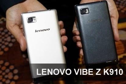 Lenovo Vibe Z K910