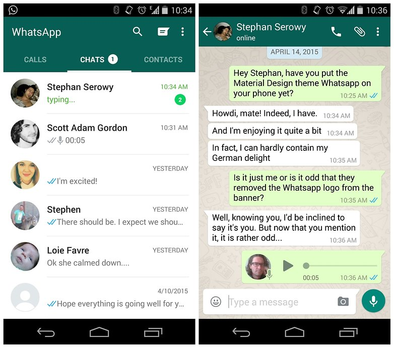 Download whatsapp untuk android