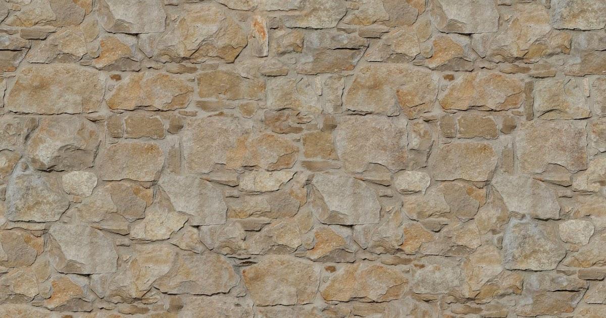 Simo texture seamless muro in pietra - Tavole adesive 3d per muri ...