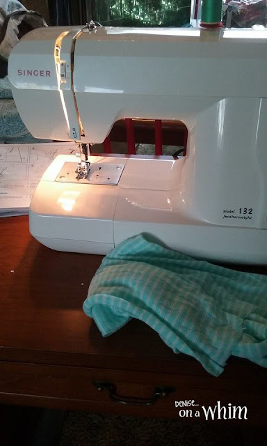 Learning to Sew in 2016 | Denise on a Whim