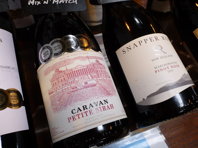 The antipodean sommelier, caravan petite sirah, two valleys, NZ sauvignon Blanc wine, new world wine
