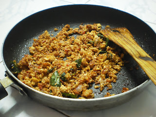 Easy and quick Paneer Bhurji Recipe