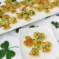 Shamrock Snack Crisps