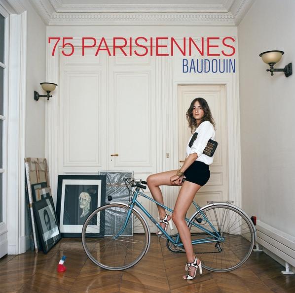 libro 75 parisiennes