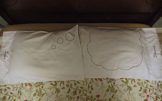 Sense and Simplicity: Sweet Dreams Pillowcases
