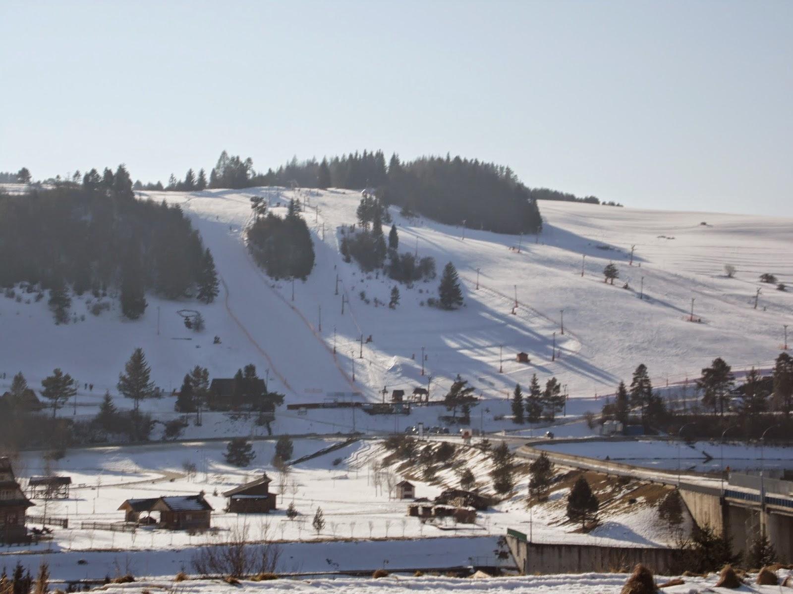 Ośrodek narciarski Polana Sosny w Niedzicy