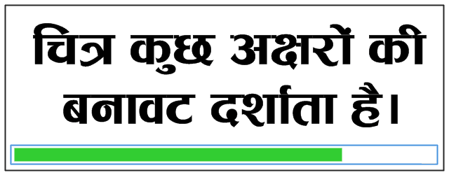 cv ganesh hindi font