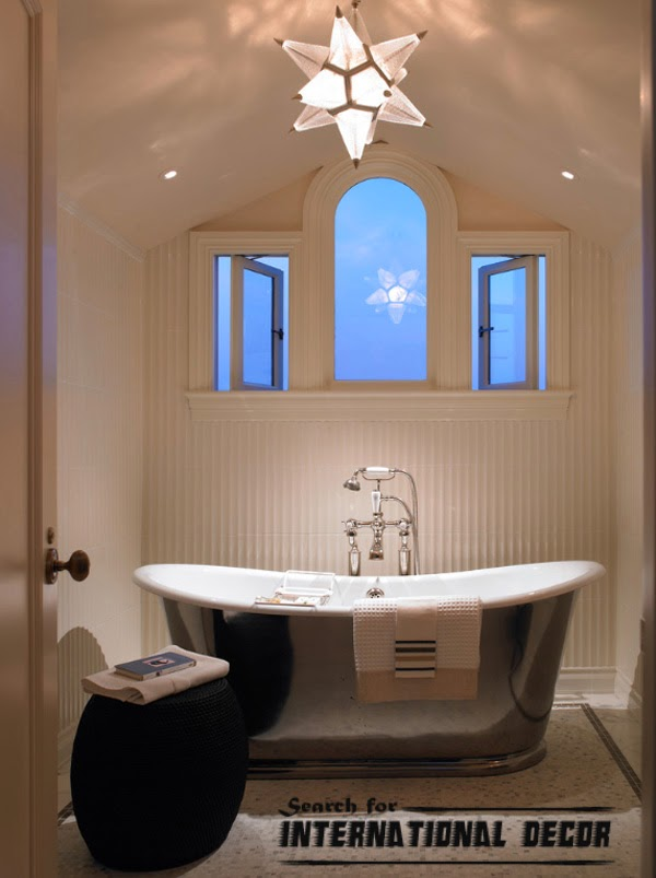 Creative Bathroom Lighting Trends Improve Bathroom Lighting