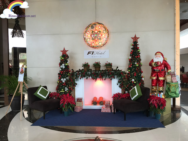 Christmas at F1 Hotel