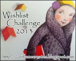 Wishlist Challenge--finished!