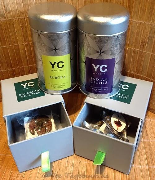 Tee-Lieferung von Yang Chai