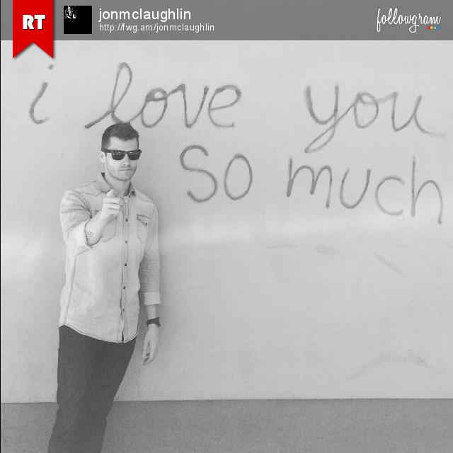 High-Heeled Love: I Love You So Much graffiti, Austin TX
