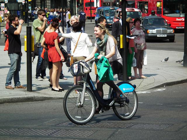 Onde alugar uma bicicleta em Londres