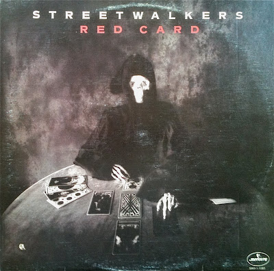 Streetwalkers - Red Card - (A Few Tracks)