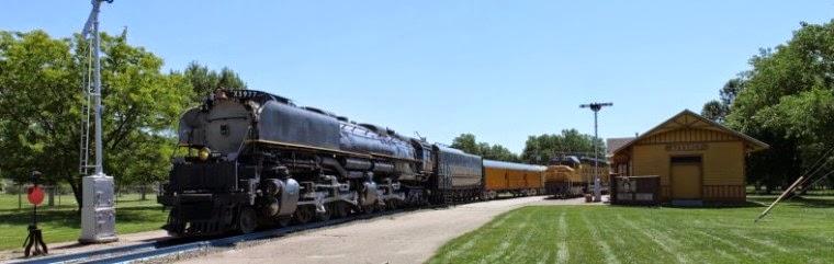 Cody Park Railway Museum
