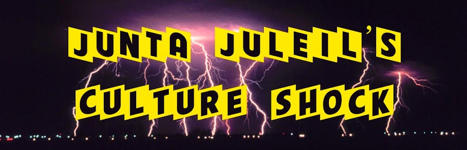 Junta Juleil's Culture Shock