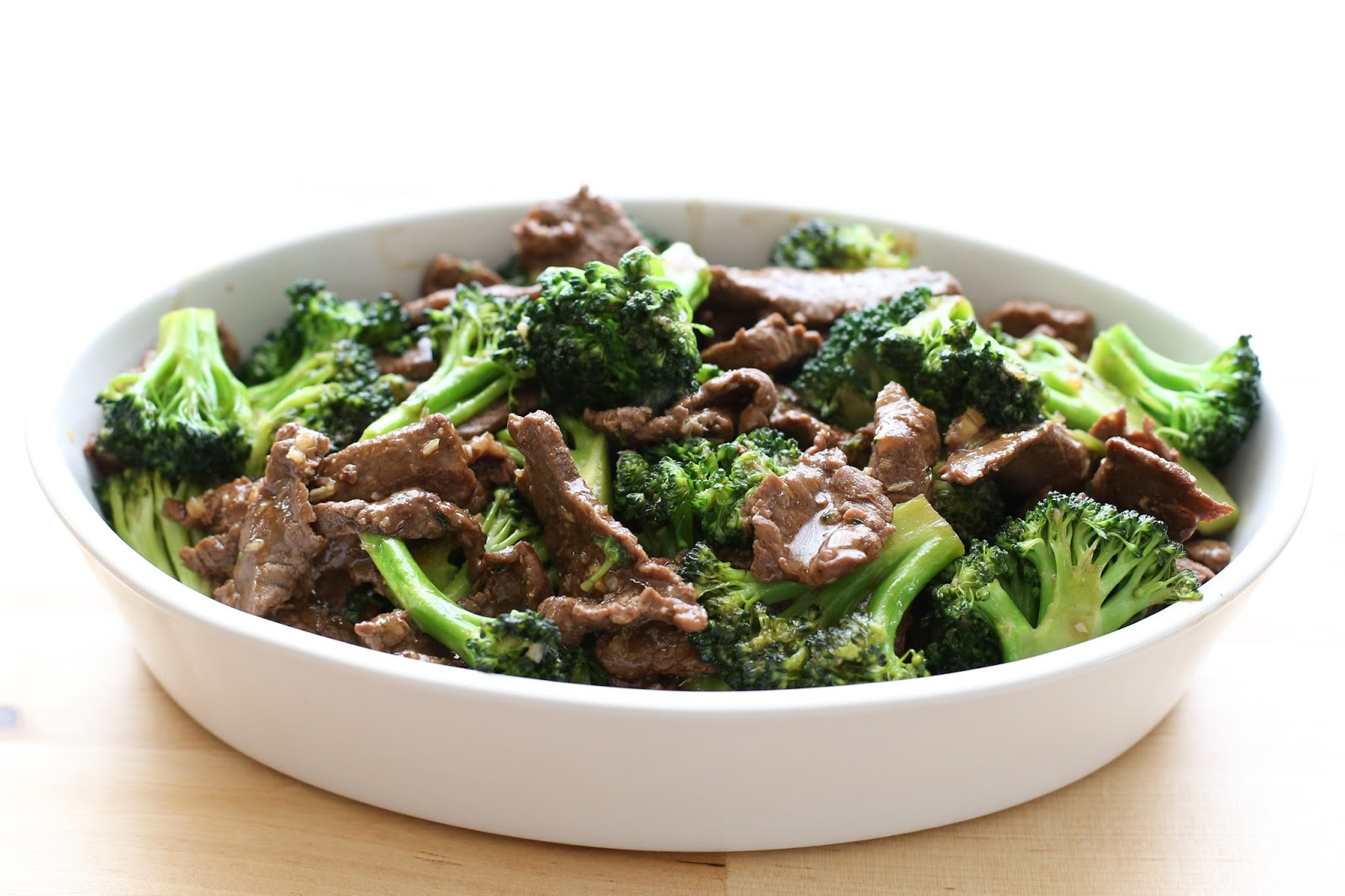 Barefeet In The Kitchen's Top 10 Recipes for 2014 - Chinese Beef and Broccoli