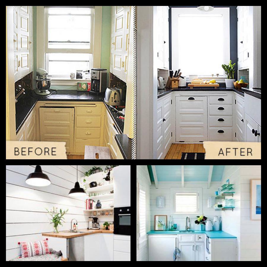 Una pizca de hogar 10 trucos para reformar tu cocina sin for Ideas para reformar cocina alargada