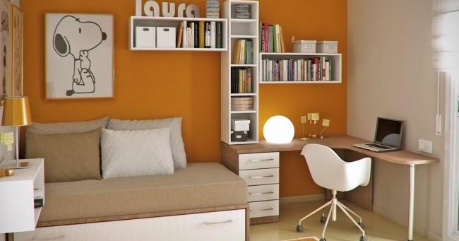 Dormitorios con estilo dormitorios juveniles peque os - Dormitorio pequeno juvenil ...