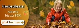 Herbstdeals Ferienpark De Krim Texel