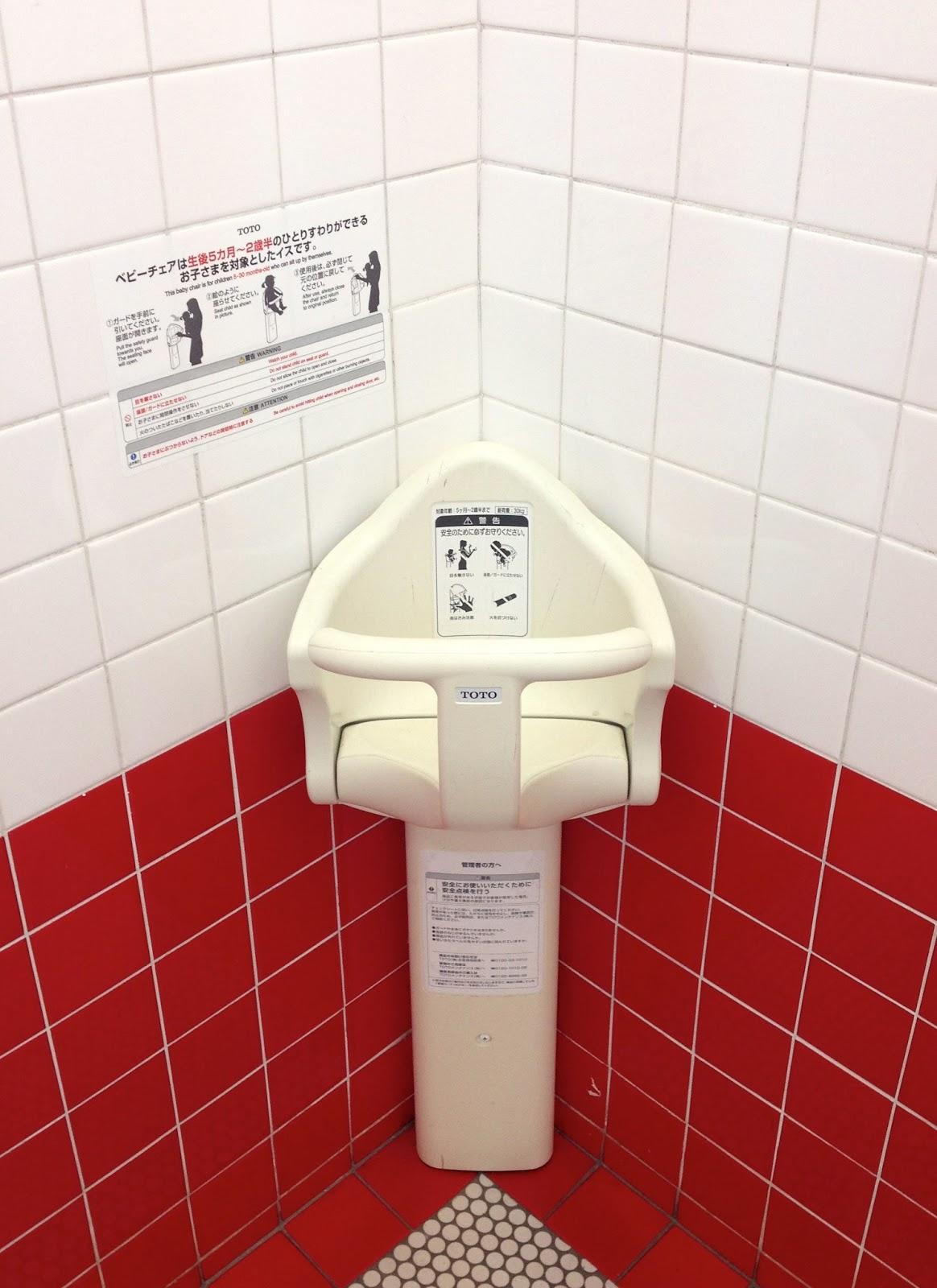 Toire Wa Doko Desu Ka Where Is The Toilet Lady Seeking Adventure - Toto japanese toilet seat