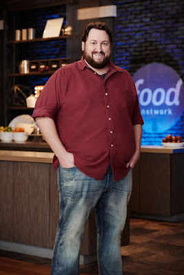 Jay Ducote, contestant on Season 11 of The Next Food Network Star.