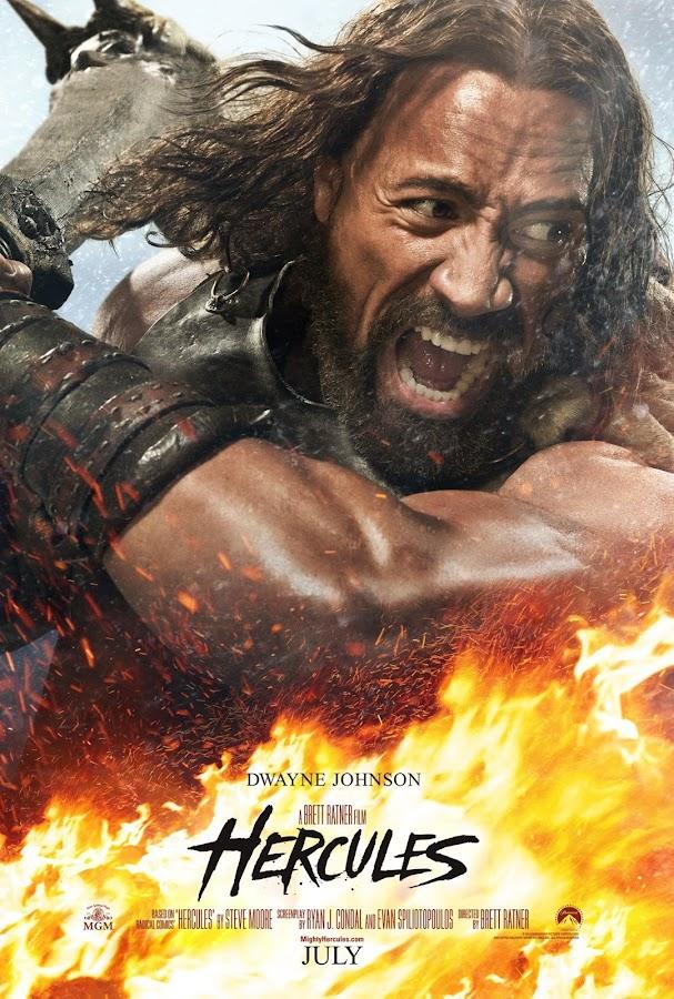 ตัวอย่างหนังใหม่ : Hercules เฮอร์คิวลิส (teaser) ซับไทย poster