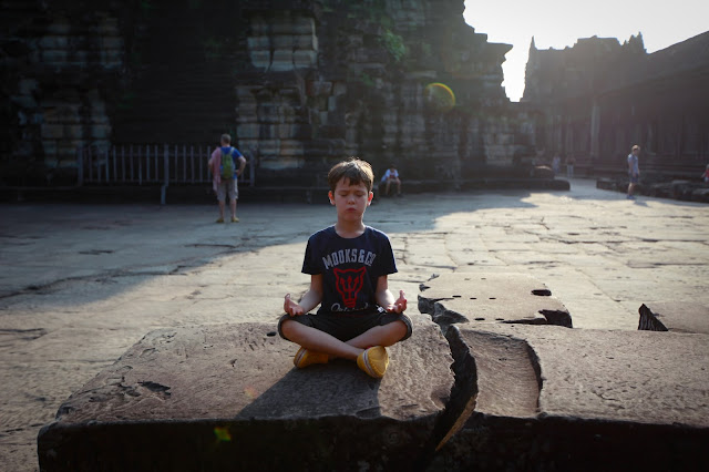 Siam Reap with Kids