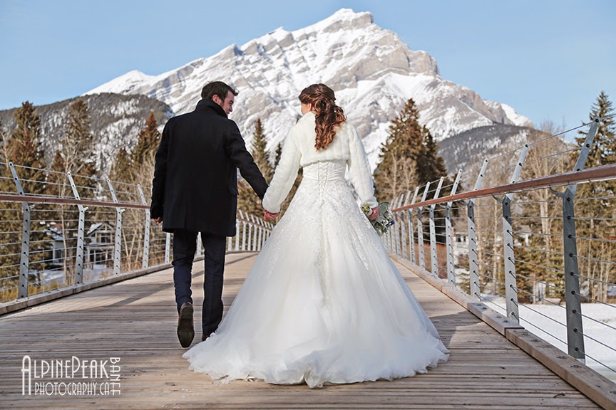 Banff Wedding Planners Elope In