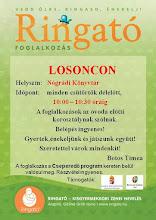 RINGATÓ Losoncon is!