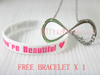 For Infinite One Direction Directioner Pendant Chain Necklace New XMAS PROMOTION