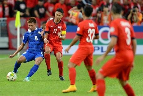 Piala AFF : Jelang Laga Filipina vs Thailand