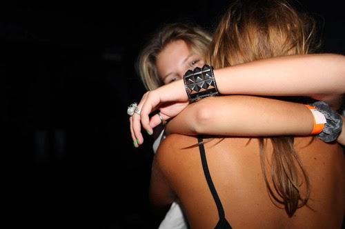 mujeres amigas
