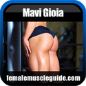 Mavi Gioia Female Bodybuilder Thumbnail Image 9