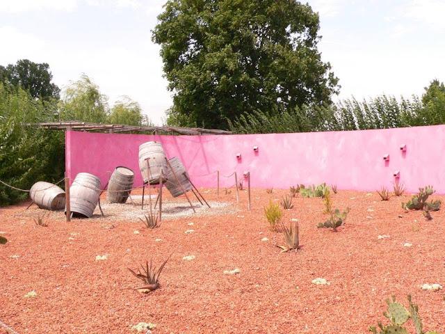 kehl urlaub camping sommer rhein ufer rheinpromenade garten der zwei Ufer Kunst Installationen