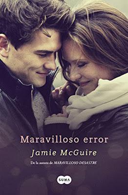 LIBRO - Maravilloso Error Serie: Los Hermanos Maddox #1 Jamie McGuire (Suma de Letras - 8 octubre 2015) NOVELA ROMANTICA | Edición papel & ebook kindle Comprar en Amazon España