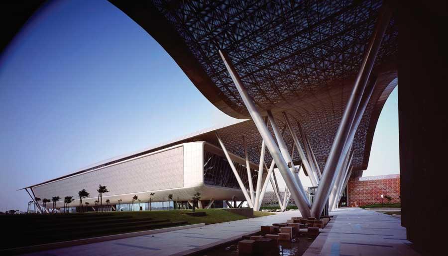 21st century architecture doha qatar architectural for Architectural design company in qatar