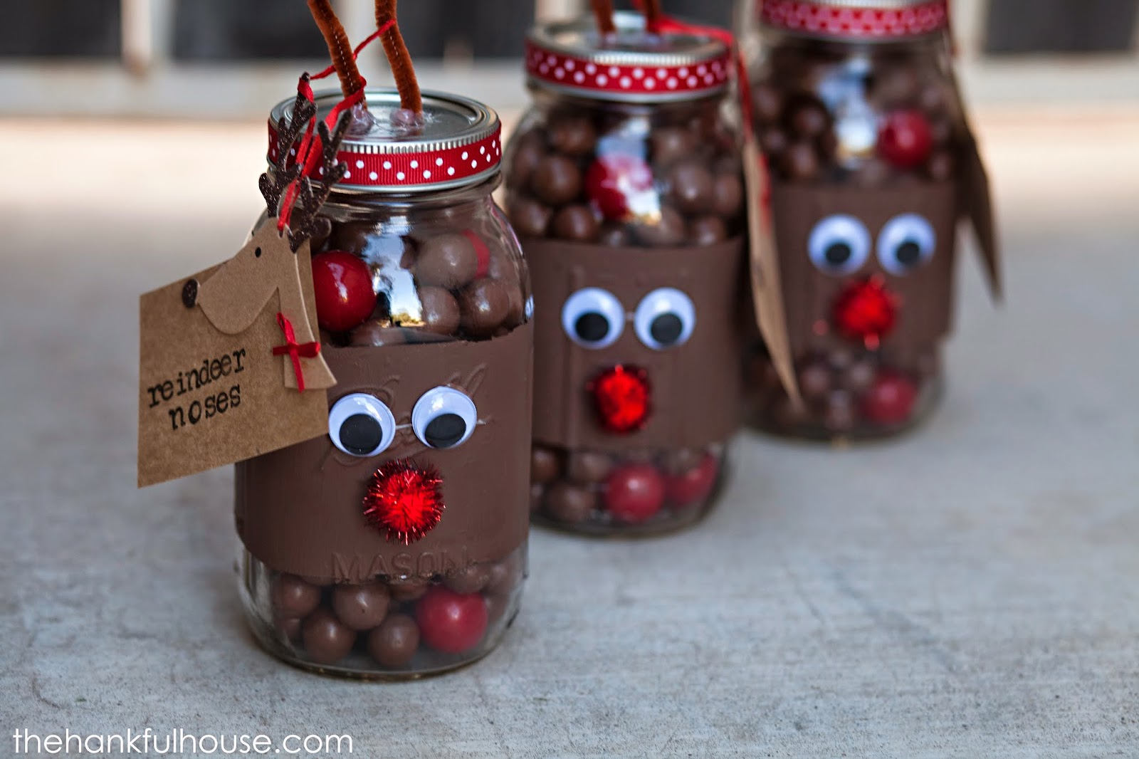 Decorated Milk Can For Christmas