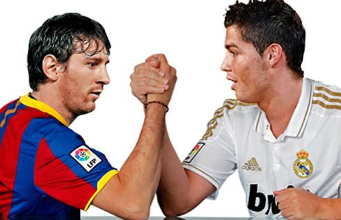 Lionel Messi Vs Cristiano Ronaldo 2013